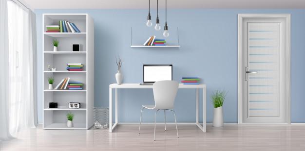 Destaque - Escritórios em Casa: Uma Tendência em 2021