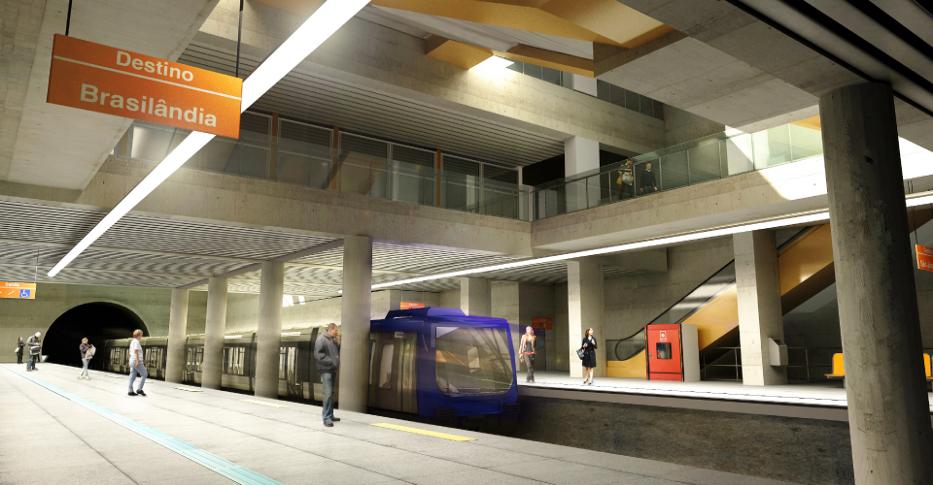 Destaque - Linha 6 — Laranja do Metrô: Conheça as estações que transformarão a Zona Oeste de São Paulo