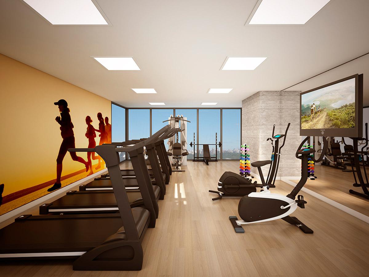 Fitness - Perspectiva Artística
