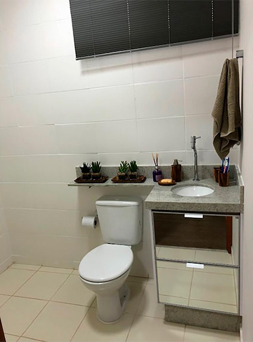 Banheiro - Foto do Local