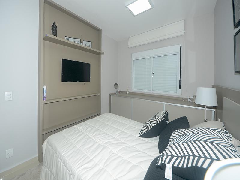 Dormitório - Foto do local