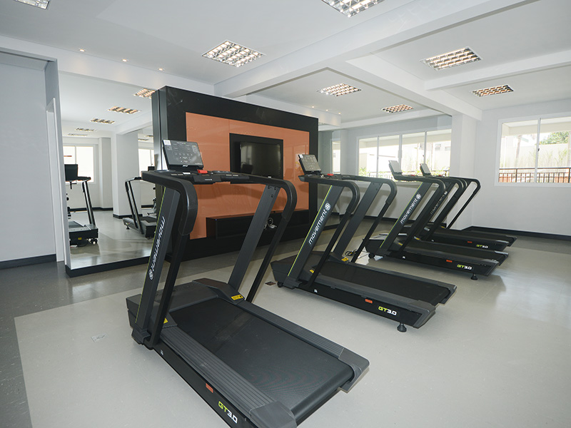 Fitness - Foto do local