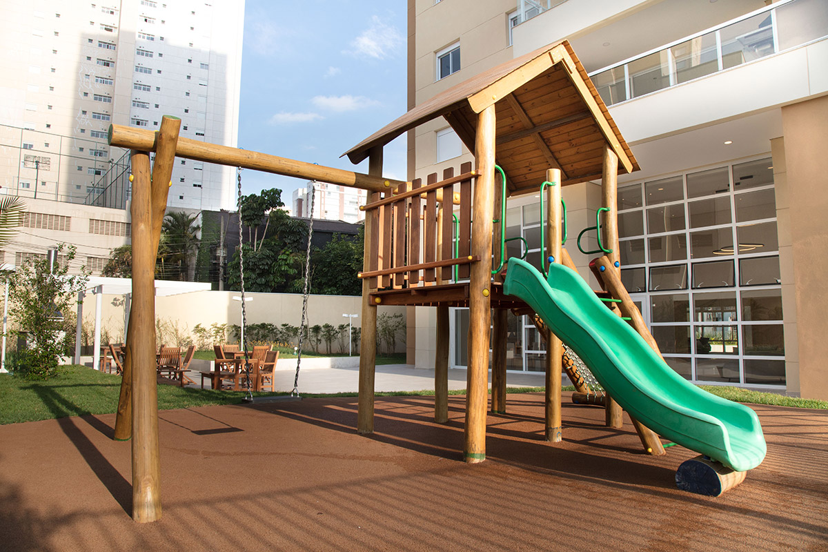 Playground - Foto do local