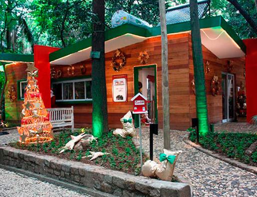 Casa Sustentável do Papai Noel